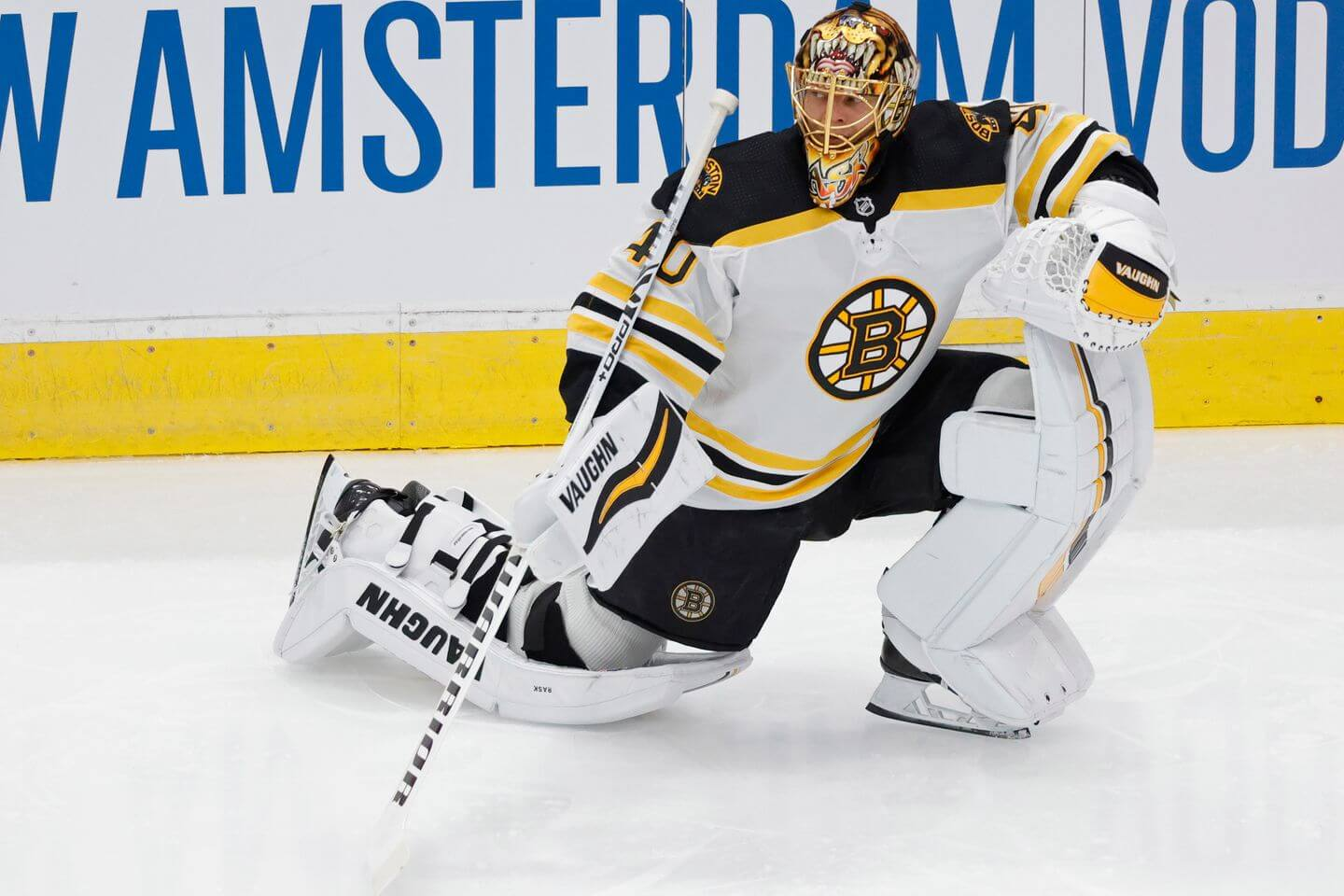 Is this the last playoff run for Rask and the Bruins?