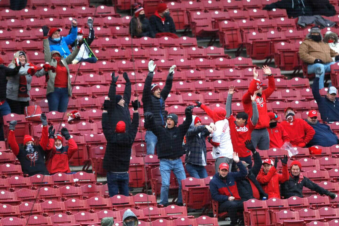 Despite 'sellout' crowds, fewer than 140,000 fans attended Opening Day games