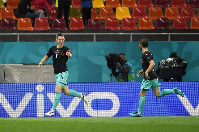 Austria vs North Macedonia: Euro 2020 result — as it happened