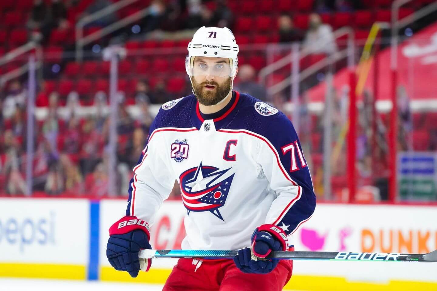 Nick Foligno: 'I could feel it in my gut'