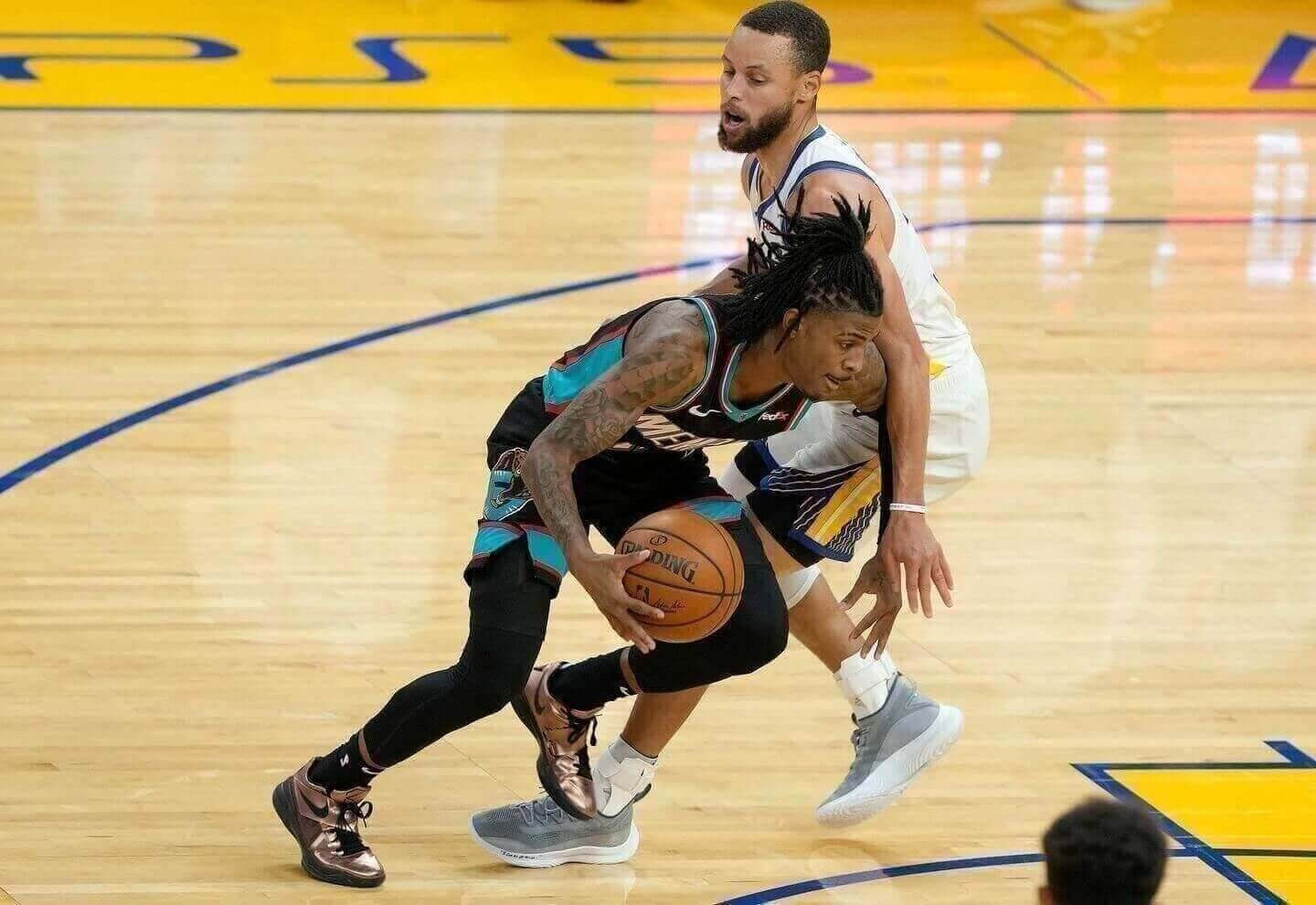 Warriors-Grizzlies NBA Play-In game: Live updates, score, will it be Steph Curry or Ja Morant moving on?