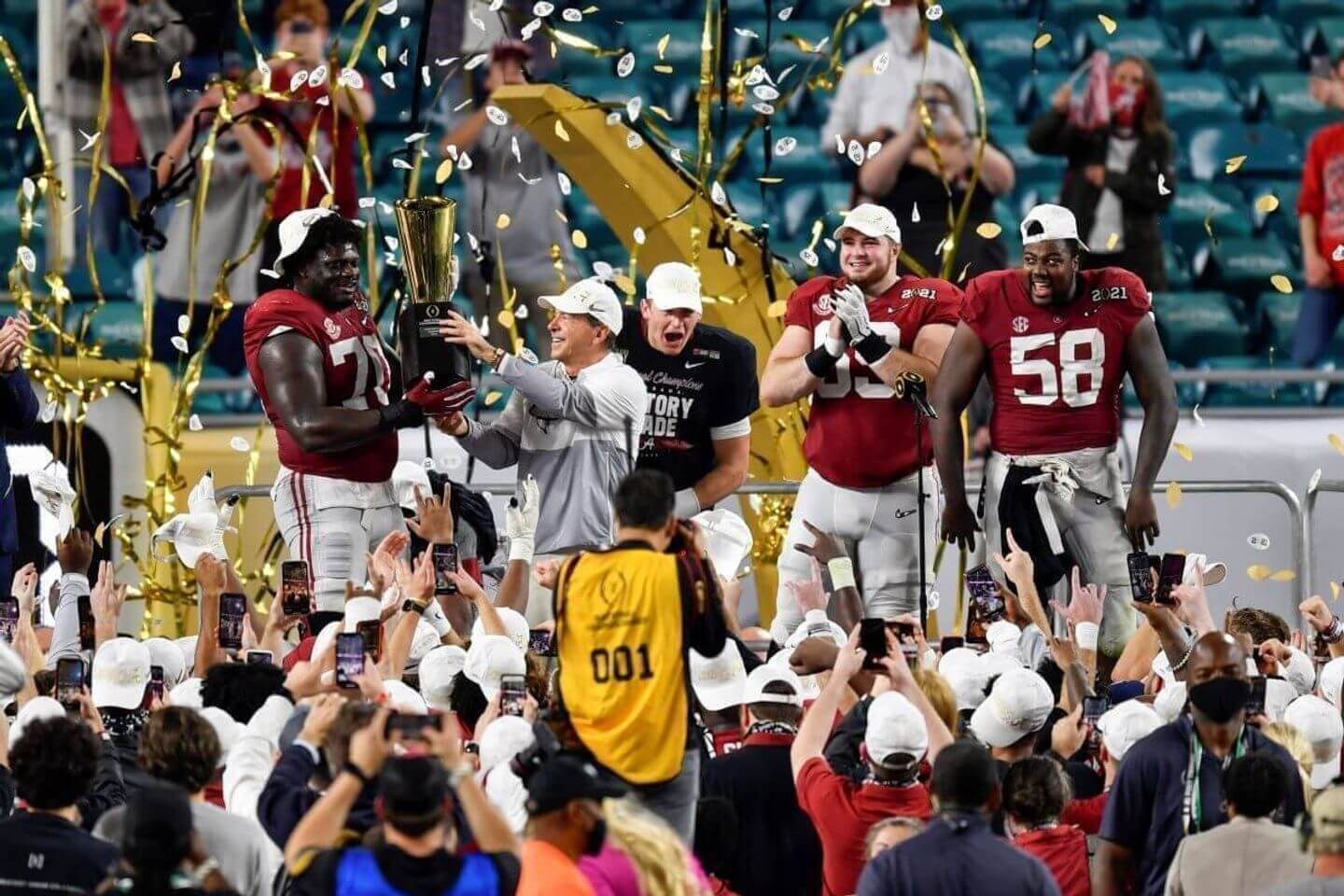 College Football Playoff working group recommends expansion to 12 teams: How it will work, who benefits and next steps