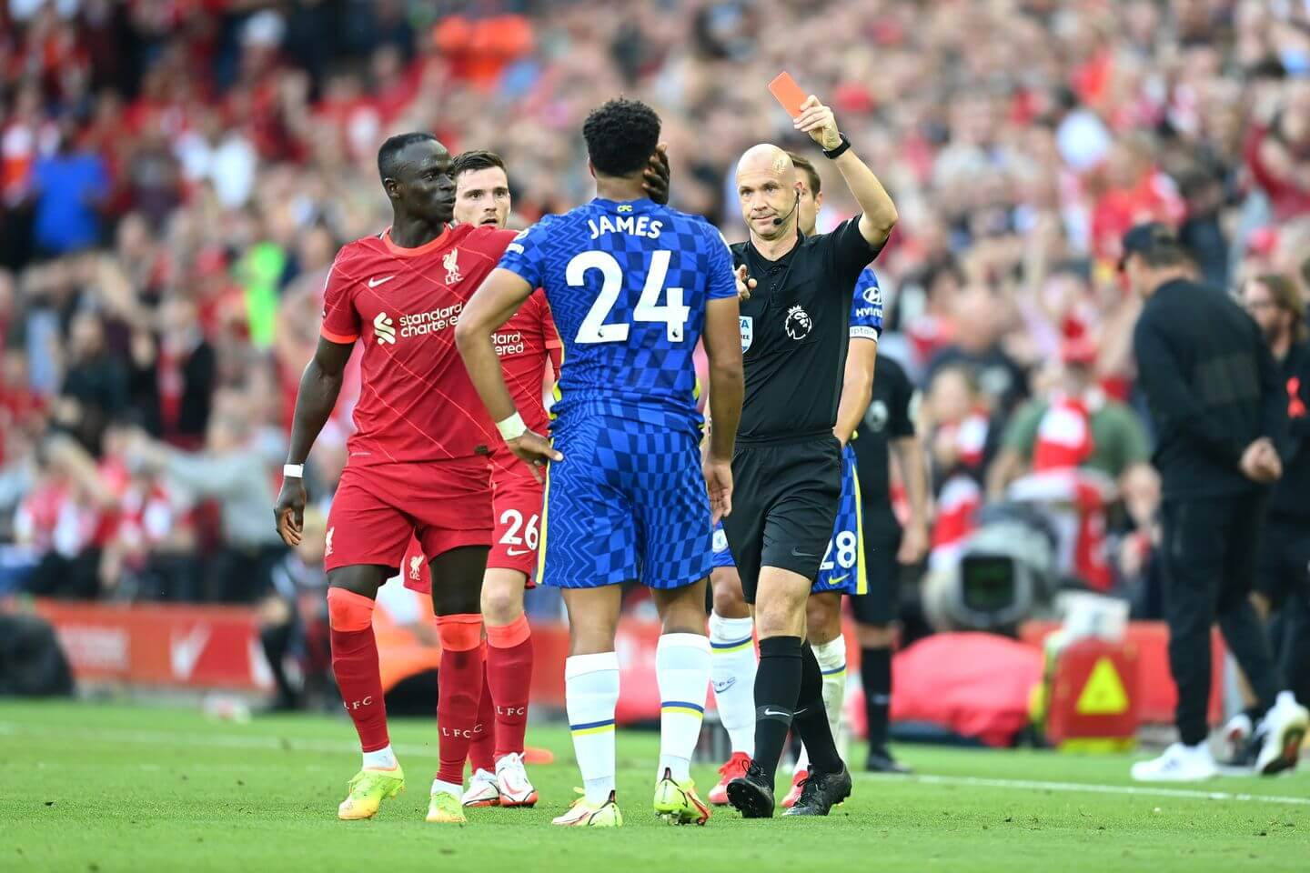 Liverpool vs Chelsea score and result live updates: Premier League game latest, team news and where to watch